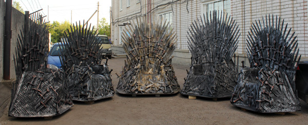 buy iron throne